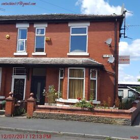 First Floor flat to let, 2b Elm Grove, Hyde