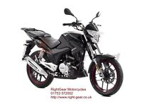 *Brand New* 17 plate Lexmoto ZSX 125 Learner. (CBR) Warranty. Free Delivery. Part-ex: 27-02