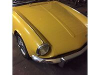 Classic car restoration services based in kent