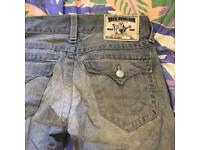 True religion jeans perfect condition