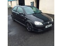 Corsa 1.4 Exclusiv - Very Low Mileage