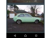 Wanted- vauxhall chevette