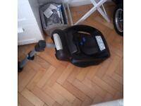 Maxi cosi iso fix car seat base
