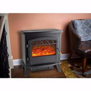 FRIGIDAIRE  Retro-Style Floor-Standing Electric Fireplace ** PRE-BLACK FRIDAY SALE ***