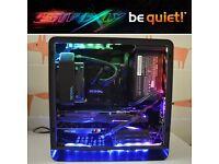 ASUS ROG+VR Custom Gaming PC+ i7 6700k + ASUS SSTRIX GTX 1070 8GB + Polaris NMVe 256GB M.2+SFF