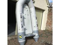 Zodiac Inflatable Boat (Acti-V) for sale. Cadet Fast Roller