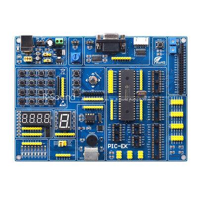 Pic Development Board Pic-ek Kit Pic16f74 Step Motor