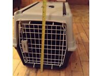 PET CARRIER CAGE VERY GOOD CONDITION USED TWICE