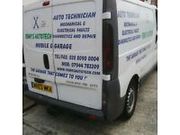 Mobile Mechanic/Electrical faults Diagnostics/breakdown Recoveries/Engine Fault Diagnostics