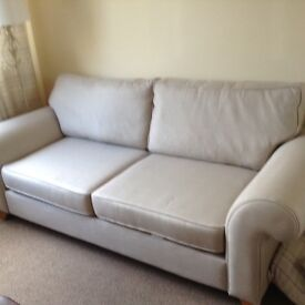 3 seater plus 2 seater DFS , like new condition