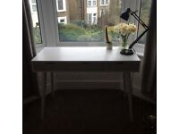 Desk with 3 drawers. Great condition