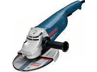 Bosch GWS 22-230H grinder - 110 volt - brand new in box