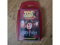 Top Trumps Specials Harry Potter & The Goblet of Fire Cards