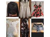 Women's bundle size 10 clothes