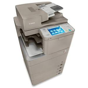 Newer Model Canon imageRUNNER Advance C5240 Color Office Copier Print Copy Machine Photocopier - Only 1K Pages Printed