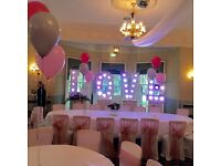Balloon Decor and Venue Dressing Business for Sale in Warrington, Cheshire