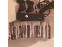 Xbox360 and 31 games