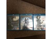 Underworld Movie collection