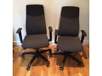 Fully Adjustable Office Chairs
