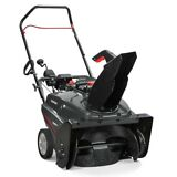 "Briggs & Stratton 22"" 208cc 9.5 TP Single Stage Gas Powered Snow Blower Thrower"