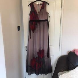 Beautiful maternity party dress. Size 10.