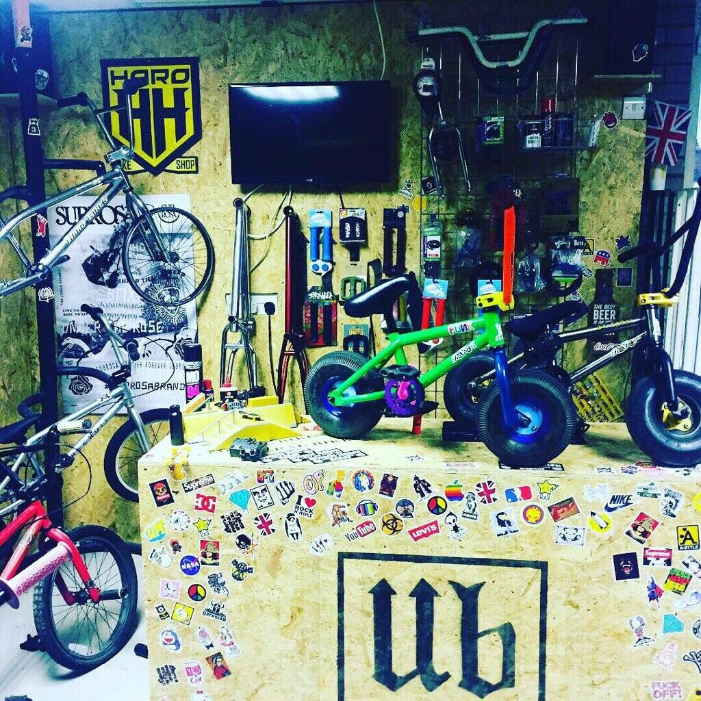 Urban bmx shop open today | in Radcliffe, Manchester | Gumtree