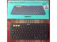 Logitech Keyboard K380