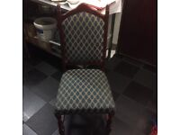 120 Dining chairs - Restaurant Quality & other items