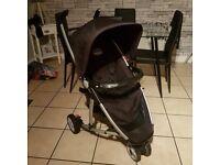 3 wheel stroller
