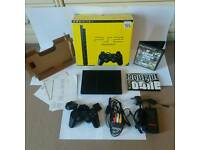 Sony PS2 Slimeline Boxed comp in gc working A1!!