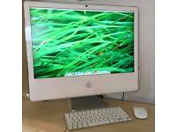 "Apple iMac 24"" late 2006 OS X Lion 3GB RAM"