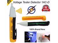 Voltage Tester Pen AC Non-Contact Electric Volt Alert Detector Sensor 90-1000V