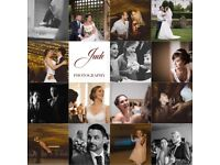 Full day wedding photography only £695 (from bridal prep and I stay after first dance)