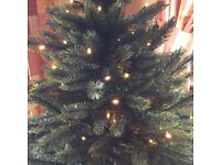 BALSAM HILL LUXURY PRE LIT 6FT CHRISTMAS TREE 🎄 - FABULOUS PRICE