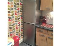 Used kitchen including fridge freezer and washer dryer