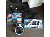 PlayStation VR headset camera bundle
