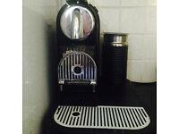 NESPRESSO Nespresso CitiZ & Milk Coffee Machine - Black