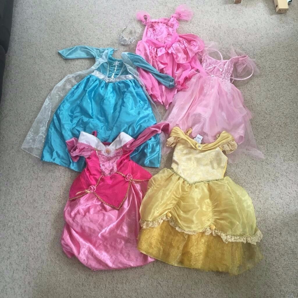 Fancy Dress Princess Dresses