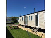 3 bedroom caravan to rent great site in Rhyl -marine holiday park