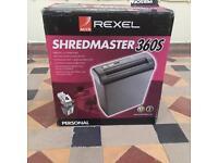 Shredmaster Shredder brand new