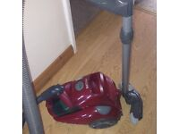 Vacuum cleaner - Philips bagless cylinder £35