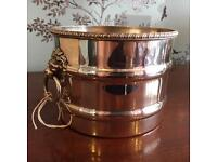 Lovely Silver Plate Ice Bucket