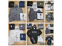 WHOLESALE TRACKSUITS MEN'S CLOTHING BIG RANGE