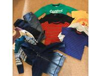 44 items. 6-9 Month Boys Clothes Bundle
