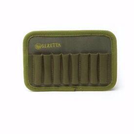 Beretta Gamekeeper Open Cartridge Bullet Field Wallet Holder Green BSC3 Hunting