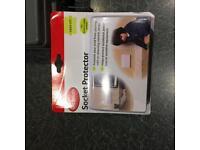 Clippasafe socket protector