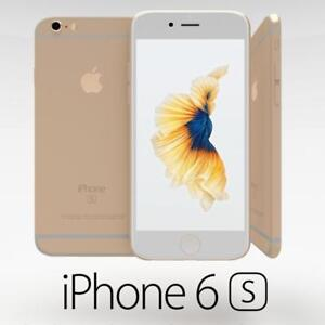 iPhone 6s 32GB Gold UNLOCKED ( including Freedom / Chatr ) MINT 10/10 $380 FIRM