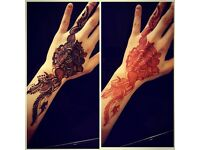 Henna Mehndi Services provided for all occasion.
