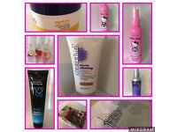 Various Avon products
