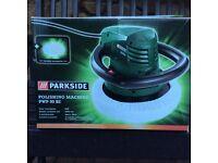 Parkside Polishing machine